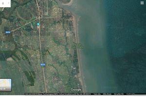 Tìm thấy thi thể người cha trong vụ 2 cha con gặp nạn khi đi biển ở Nghệ An