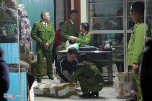 Đường dây nhập lậu hàng trăm tấn thuốc bắc từ Trung Quốc về Việt Nam bị bóc gỡ