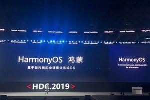 Huawei sẽ đưa Harmony OS vào nhiều sản phẩm hơn trong năm tới
