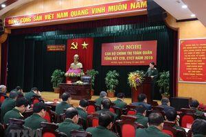 Triển khai toàn diện, có trọng điểm công tác chính trị trong quân đội