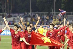 HLV Mai Đức Chung và nhiều cầu thủ ĐT nữ Việt Nam được thưởng riêng hàng trăm triệu đồng