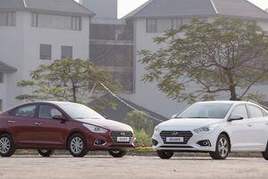Hyundai Accent giúp TC Motor đạt doanh số cả năm trước một tháng