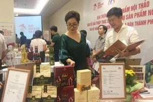 Đưa nông sản Việt vào hệ thống bán lẻ Tập đoàn Aeon