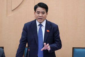 Ông Nguyễn Đức Chung: Hà Nội chưa bao giờ cho phép JEBO làm sạch sông Tô Lịch