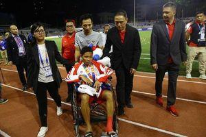 Evan Dimas: 'Cá nhân tôi không giận gì và cũng không trách Đoàn Văn Hậu'