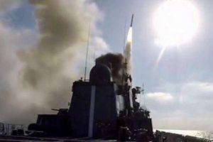 Tên lửa Kalibr của Nga diệt mục tiêu sau khi phóng 137 giây