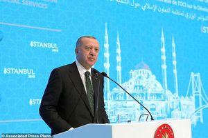 Thổ Nhĩ Kỳ: Có thể không cho Mỹ sử dụng các căn cứ không quân quan trọng