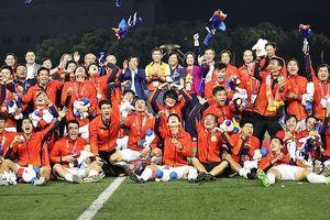 Thủ tướng sẽ gặp mặt hai đội tuyển bóng đá vô địch SEA Games 30