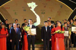 Bridgestone Việt Nam 4 năm liền đạt Top 100 doanh nghiệp phát triển bền vững