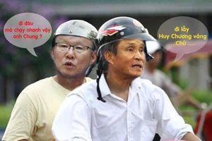 'Ông Chung dẫn ông Park' đi nhận HCV SEA Games 30: Lời hứa đã được thực hiện