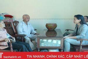 350 hộ nghèo, gia đình chính sách Can Lộc đón Tết trong ngôi nhà mới