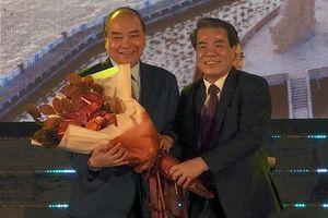 Thủ tướng Nguyễn Xuân Phúc: 'Mũi Cà Mau với khát vọng rẽ sóng khơi xa'
