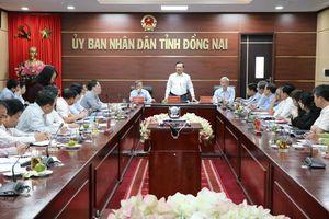 Bộ trưởng Đinh Tiến Dũng đề nghị Đồng Nai rà soát thu thuế nội địa