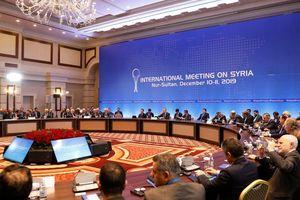 Nga, Thổ Nhĩ Kỳ, Iran quan ngại về các nhóm khủng bố tại Syria