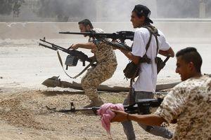 Cuộc nội chiến Lybia lần 2 đã trở thành nơi can dự của các quốc gia trên thế giới