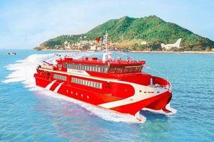 Khách lợi gì khi đi tàu cao tốc Cần Thơ - Côn Đảo?