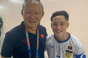 Messi Lào: 'Tôi dành sự tôn trọng tuyệt đối cho HLV Park Hang Seo'
