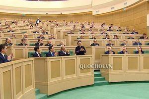 Phát biểu của Chủ tịch Quốc hội Nguyễn Thị Kim Ngân tại phiên họp toàn thể Hội đồng Liên bang Nga