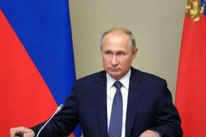 Ông Putin lên án EU 'nói dối không biết xấu hổ' về hiệp ước trước Thế chiến II