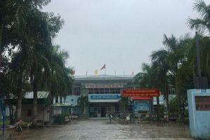 Khám xét nhà cựu giám đốc BV đa khoa Sơn Tịnh