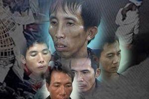 9 kẻ sát hại nữ sinh giao gà sắp hầu tòa