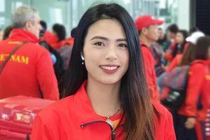 Nữ cung thủ xinh đẹp và tài năng của Việt Nam tại SEA Games 30