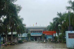 Phó giám đốc bệnh viện ở Quảng Ngãi cùng 3 cán bộ bị khởi tố