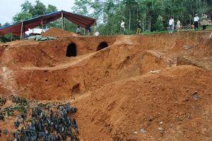 Truy quét nạn khai thác tài nguyên trái phép khó có hồi kết