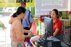 Bình Phước: Khai trương siêu thị bán hàng giảm giá