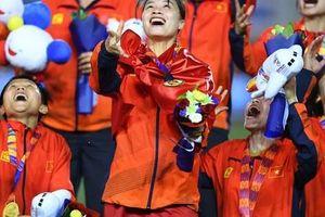 Mùa vàng thể thao