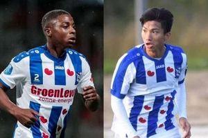 Hé lộ về nhân tố mới cạnh tranh suất đá chính với Văn Hậu tại SC Heerenveen