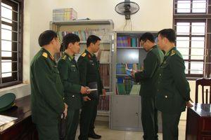 Kiểm tra công tác phổ biến, giáo dục pháp luật và thi hành kỷ luật tại BĐBP Nam Định và Thái Bình