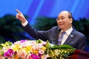 Thủ tướng Nguyễn Xuân Phúc: Thanh niên cần có khát vọng cống hiến xây dựng đất nước