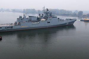 Nga phô diễn sức mạnh của tên lửa hành trình Kalibr
