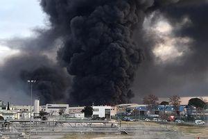 Tây Ban Nha: Đã khống chế được đám cháy lớn ở Barcelona