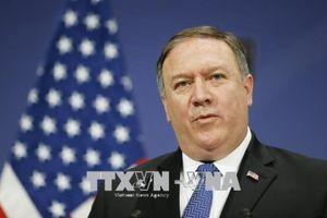 Ngoại trưởng Pompeo lên án vụ đánh bom liều chết gần căn cứ Mỹ tại Afghanistan