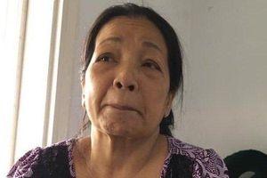 Người phụ nữ mắc ung thư giai đoạn cuối mong một lần gặp lại hai con thất lạc