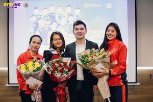 Quỹ Strong Vietnam vinh danh 3 cô gái vàng của thể thao Việt Nam