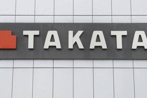 Takata thu hồi thêm 1,4 triệu túi khí xe hơi
