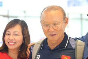 Park Hang Seo: 'Vinh quang này xin gửi tới mỗi người dân Việt Nam'
