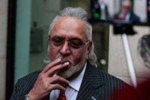 Tỷ phú Ấn Độ Vijay Mallya đối mặt phá sản vì khoản nợ 1,5 tỷ USD