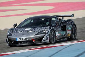 Siêu xe McLaren 620R ra mắt giá khởi điểm 7 tỷ, không phải ai cũng mua được