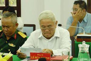 Miễn nhiệm 'quan quận' xây dựng công trình không phép ở Sài Gòn