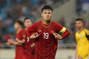 Quang Hải hé lộ thời điểm có thể trở lại đá giải U23 châu Á