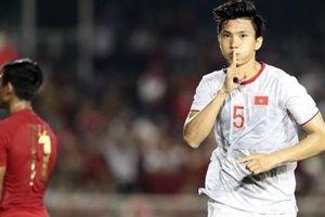 Sport Detik: 'Đoàn Văn Hậu là nguyên nhân khiến Indonesia thất bại'