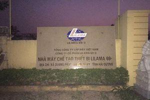 Nổ thùng phuy chứa ôxy hóa lỏng tại Nhà máy Lilama ở Hải Dương: 5 người thương vong