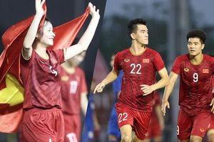 Sau khi bầu Hiển 'chơi lớn', tổng thưởng của U22 Việt Nam và bóng đá nữ là bao nhiêu?