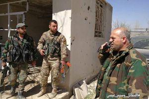 Quân đội Syria chặn đường đoàn xe quân sự Mỹ