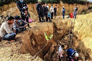 Hà Nội: Yêu cầu làm rõ vụ việc chôn lấp chất thải nguy hại tại xã Bắc Sơn, huyện Sóc Sơn