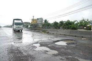 Nhiều sai phạm ở dự án mở rộng quốc lộ 1 Phú Yên - Bình Định